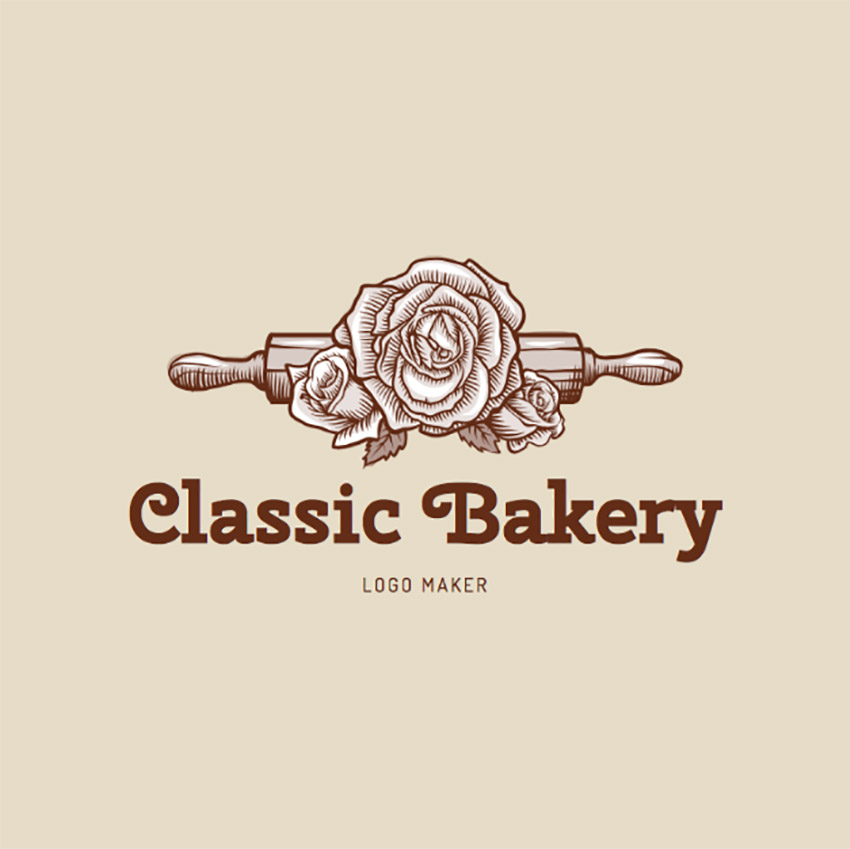 20 Modern Bakery Shop Cafe Logo Design Ideas For 2019,Simple King And Queen Crown Tattoo Designs