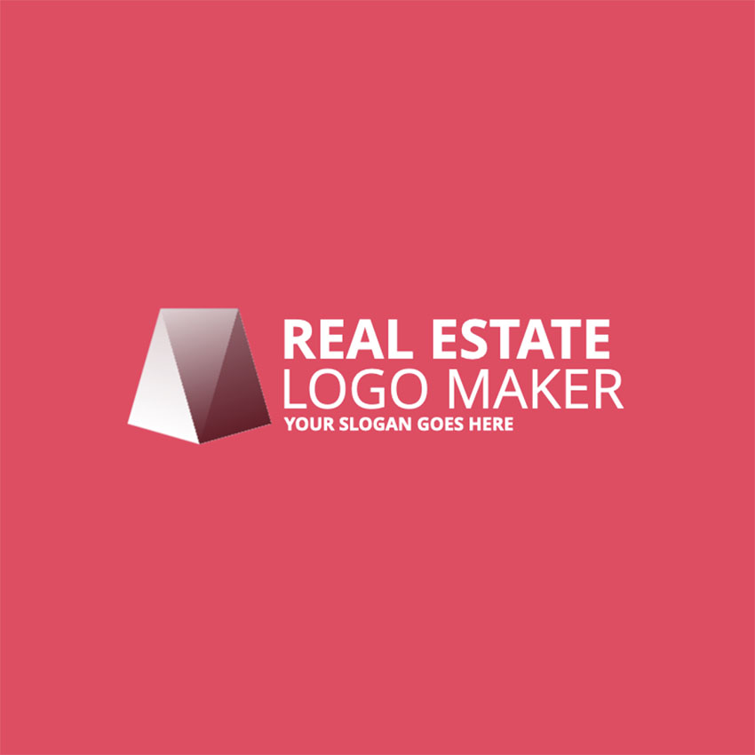 Real Estate Business Logo Template