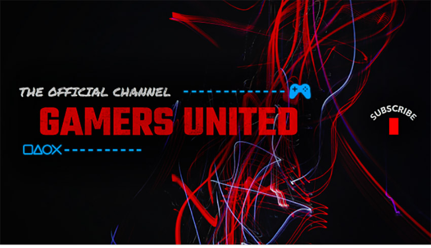 Online Banner Maker for Gaming Channels