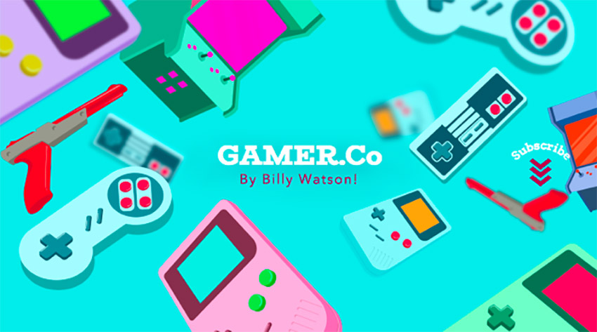 YouTube Gamer Company Channel Banner Maker