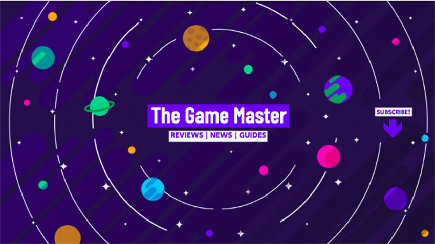 20 Best Youtube Gaming Banner Templates Creative Touchs