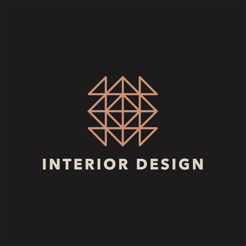 Logo Maker for Interior Design Studio