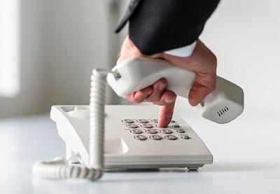 Telephoneringing