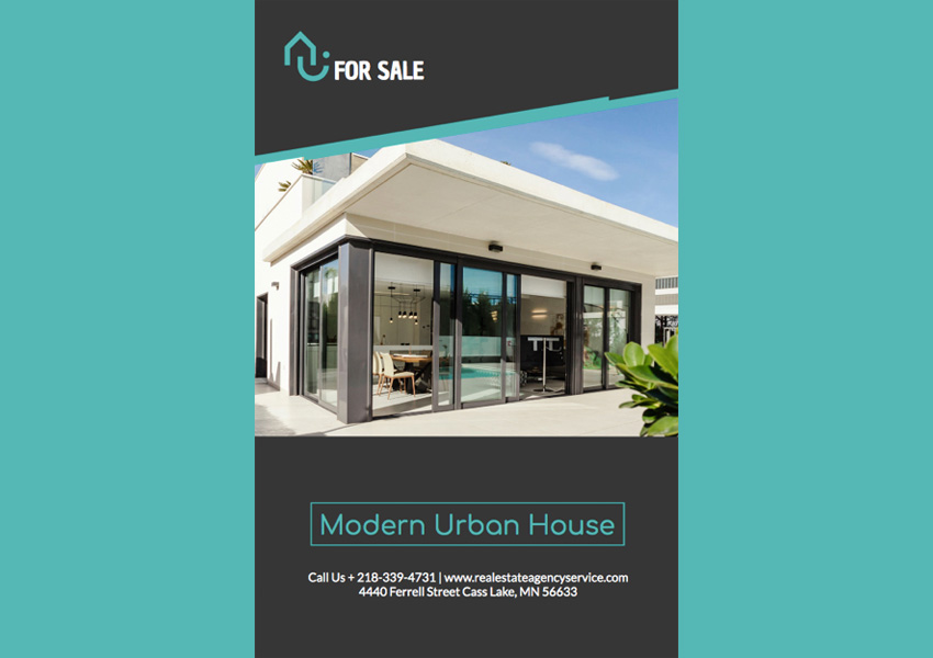 Flyer Maker for Real Estate