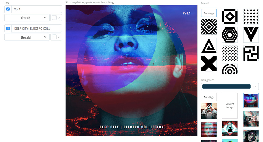 27 Album Cover Art Templates Using an Album Cover Maker
