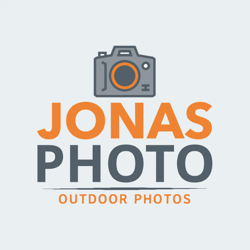 Outdoors Photographer Logo Maker