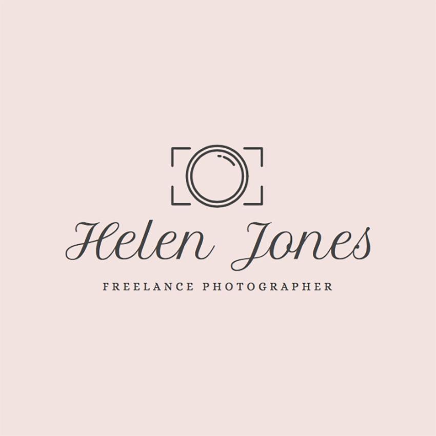Freelance Photographer Logo Maker