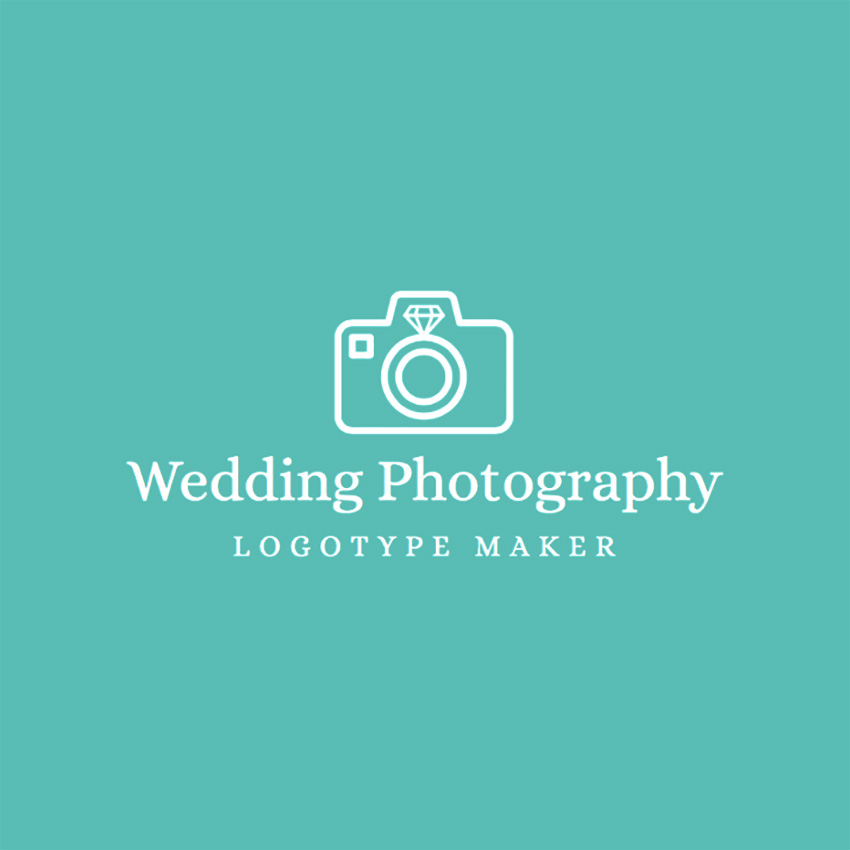 25 Best Photography Logo Design Ideas (+Easy Online Logo