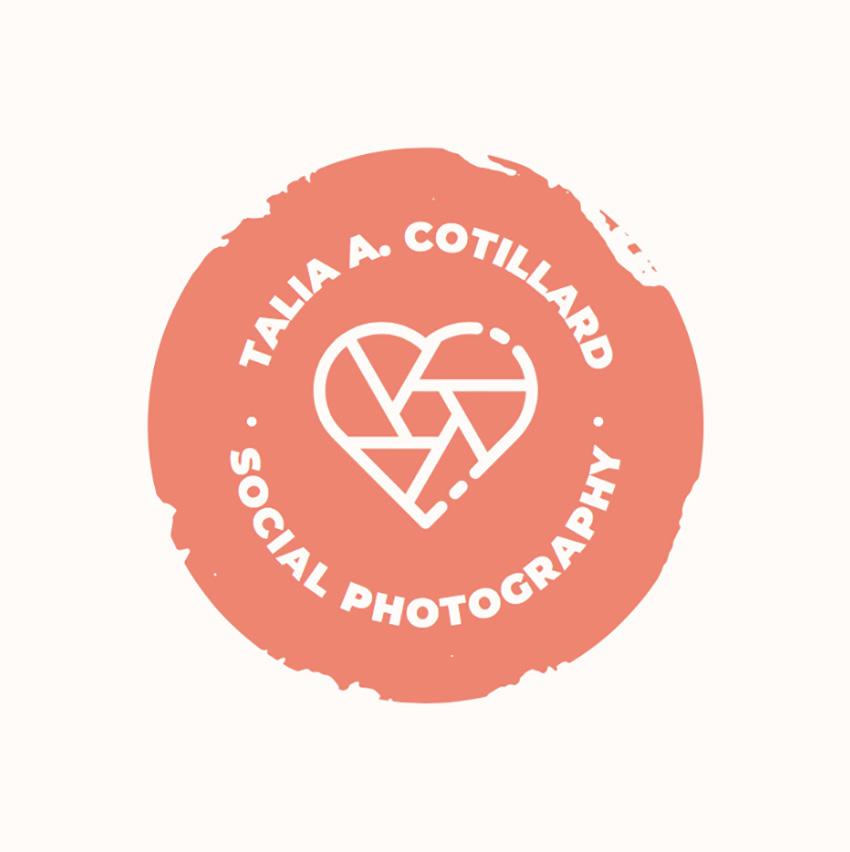 Social Photography Online Logo Maker