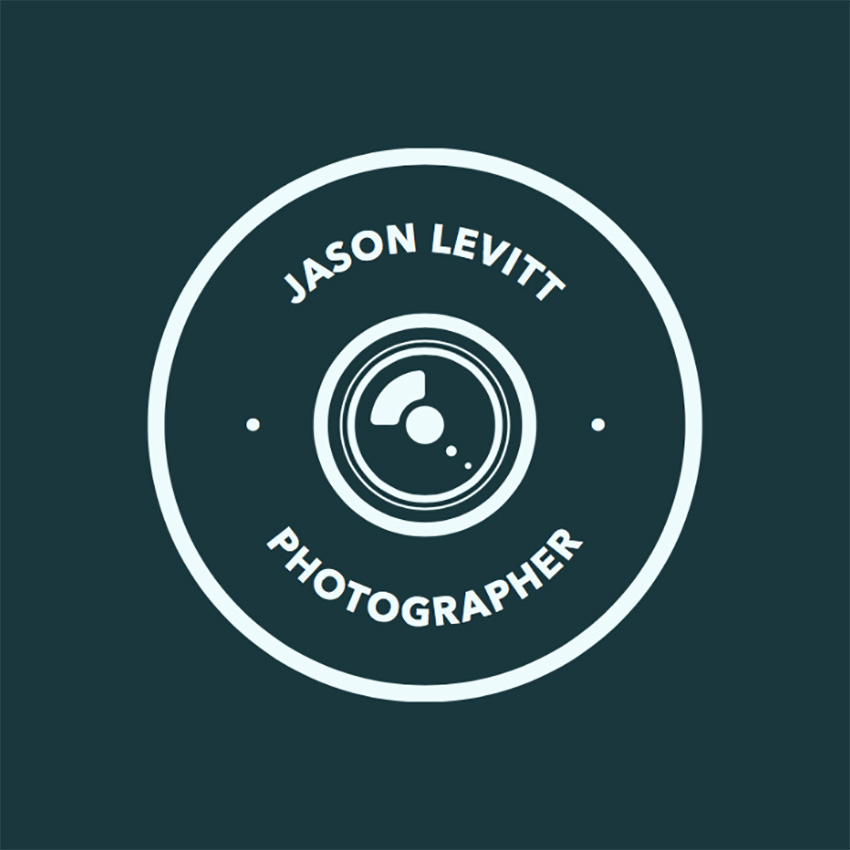 25 Best Photography Logo Design Ideas (+Easy Online Logo