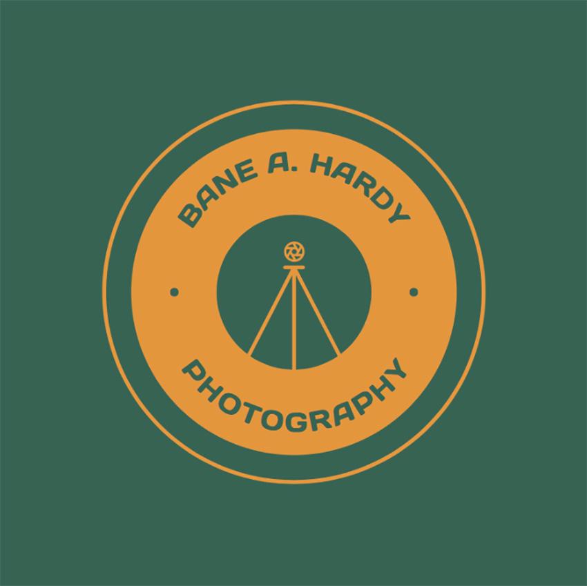 Minimalist Photography Logo Creator