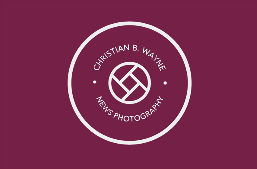 Logo Template for Photojournalists