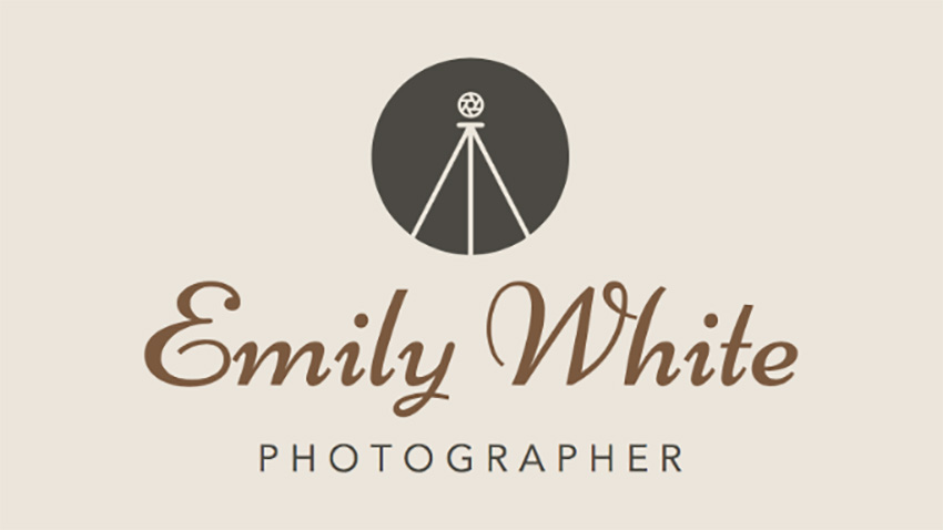 How to Make a Photography Logo Design Quickly (With Online