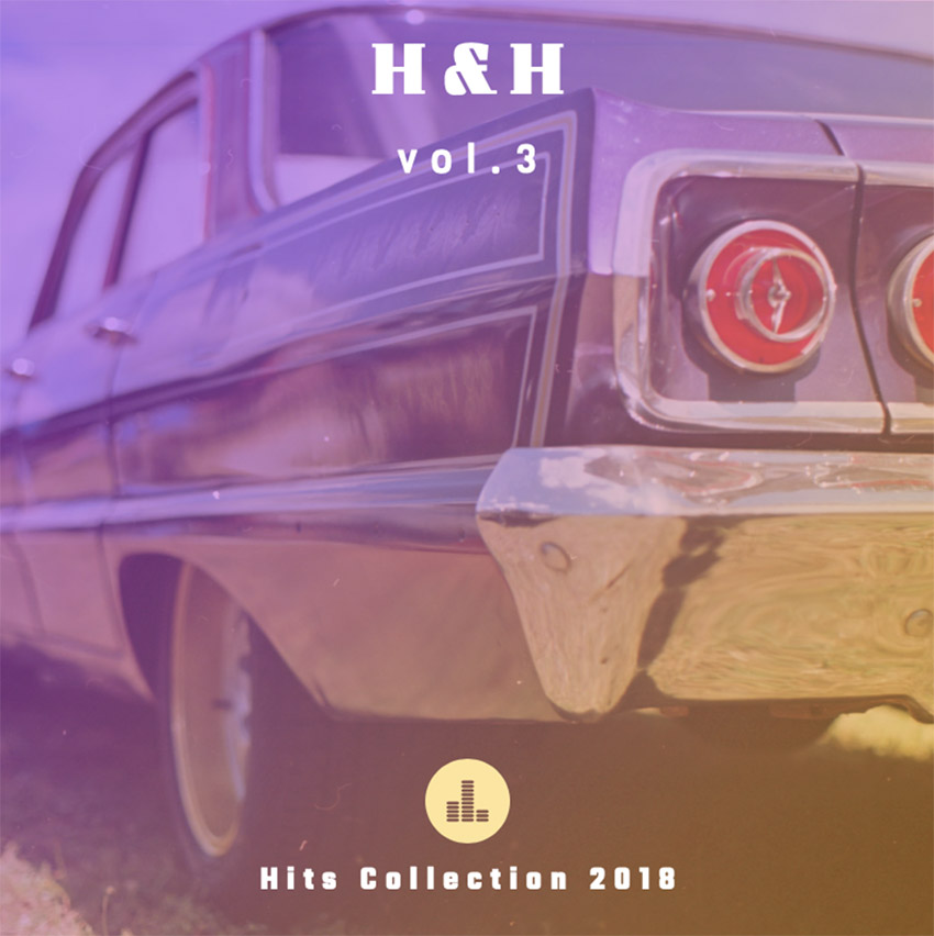 Hip-Hop Hits Collection Album Cover Design Maker