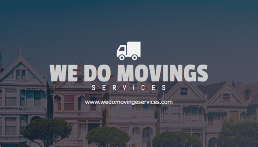 Business Card Maker for Movers and Packers