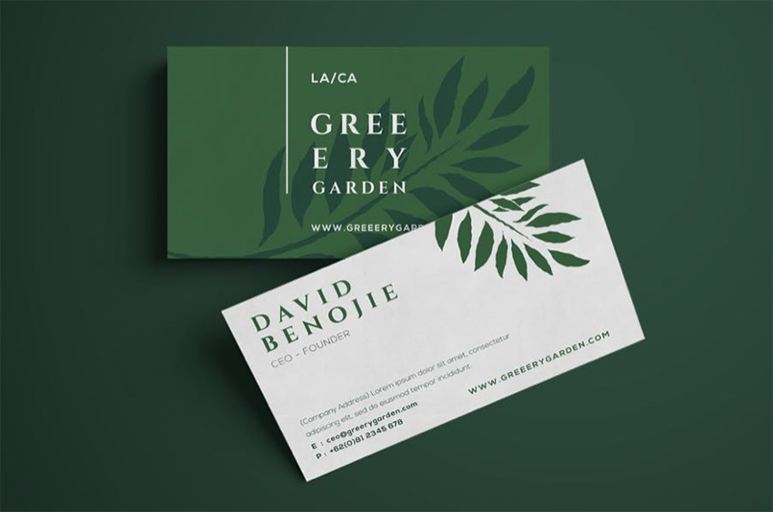 Business Card By Micromove