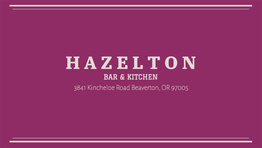 Online Business Card Maker for Wine Bars