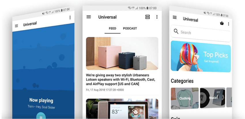 20 Best Android App Templates of 2019