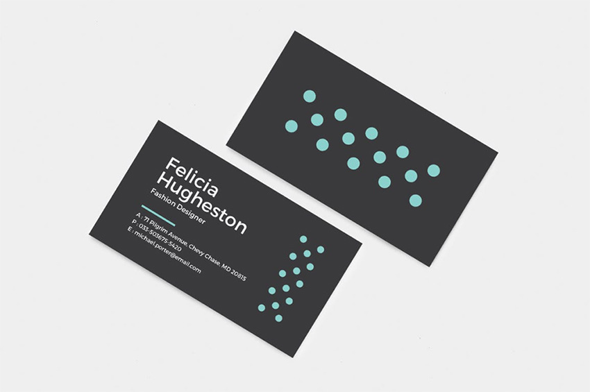 Professional and Creative Business Card 15