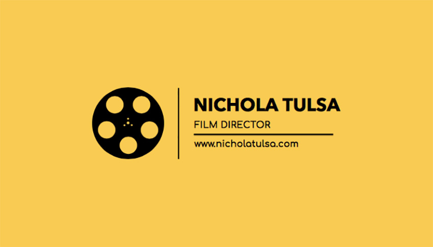Film-Director-Business-Card-Creator