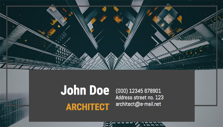 Architect-Business-Card-Maker