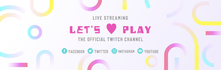 Live Streaming Twitch Banner Maker