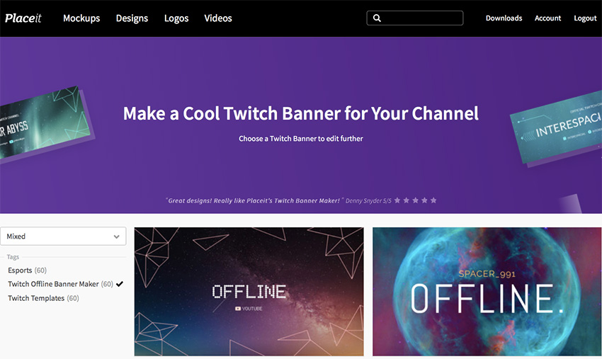 How to Make a Banner Quickly and Easily