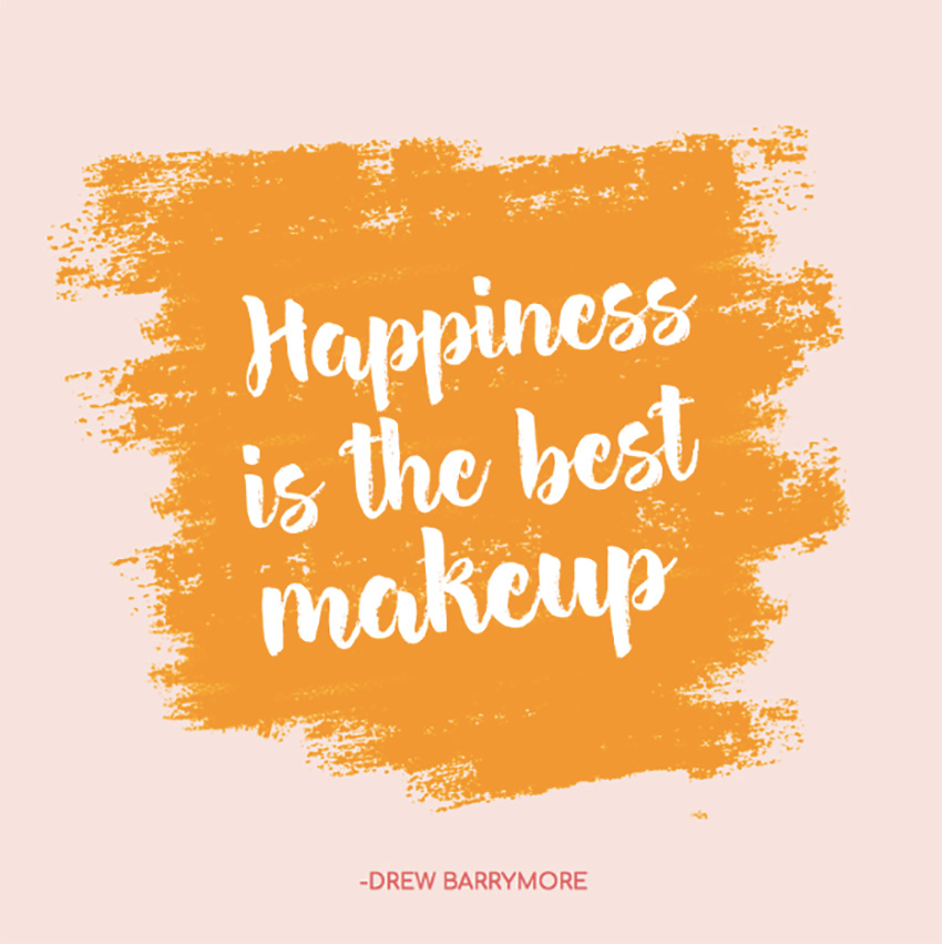 Happiness Quotes Instagram Post Maker