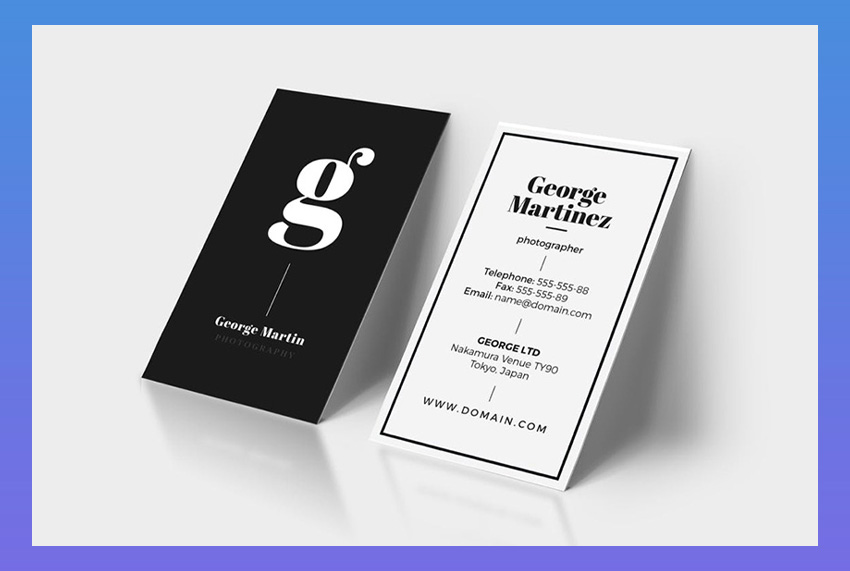 Business Card at Envato Elements
