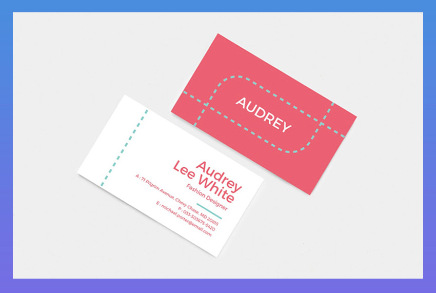 Professional and Creative Business Card 14