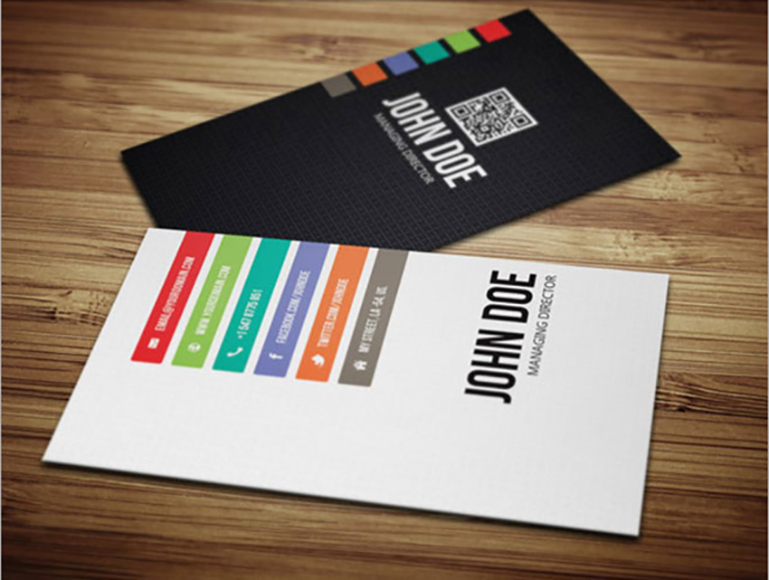 Creative Business Card - 11