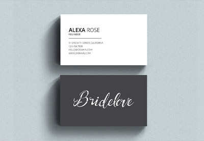 20 Best Business Card Design Templates Free Pro Downloads