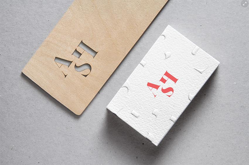 Business Card Shape