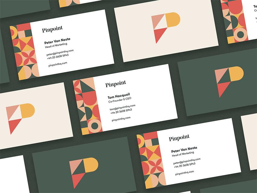 Business Card Colour