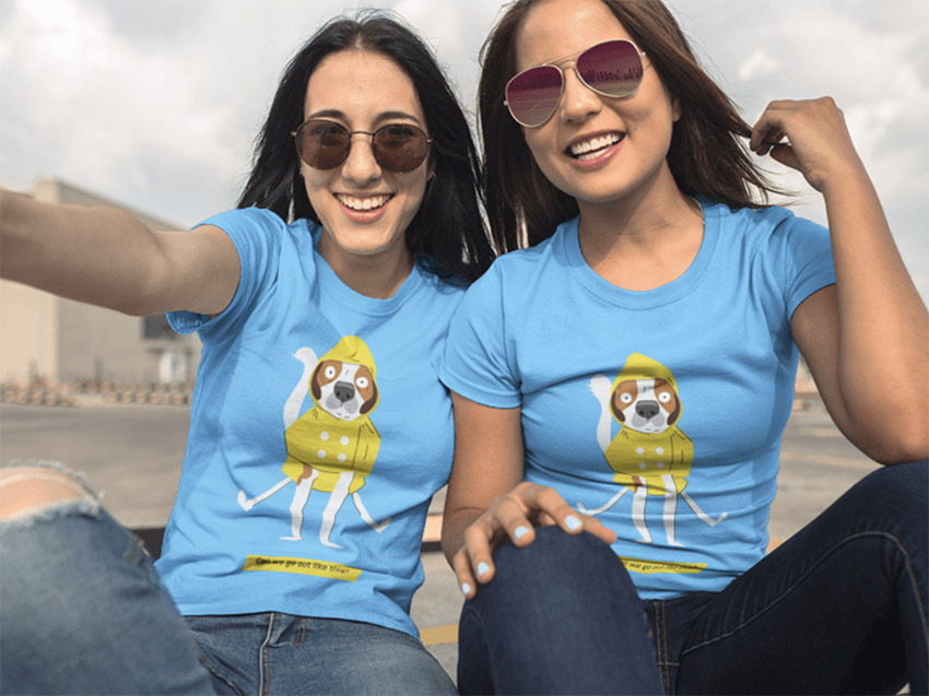 21 Awesome Funny T-Shirt Designs
