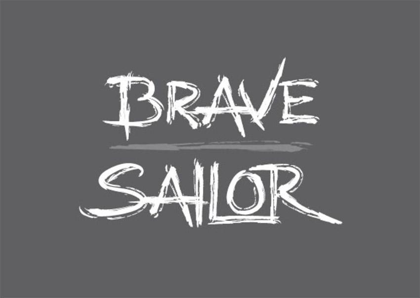 Brave Sailor Font