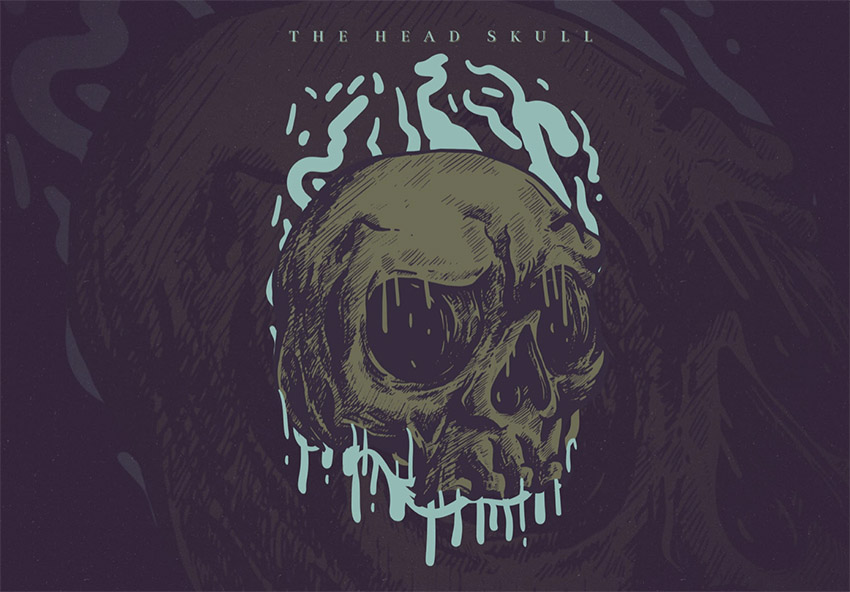 The Head Skull