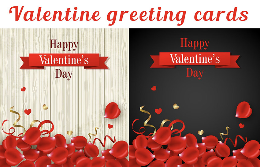 Valentiness Day Greeting Cards