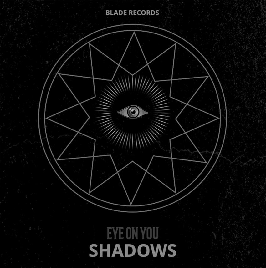 Heavy Metal Album Cover Template