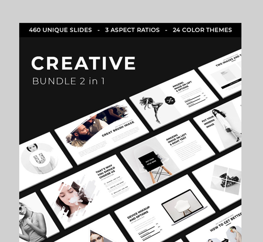 Creative Keynote Bundle 2019