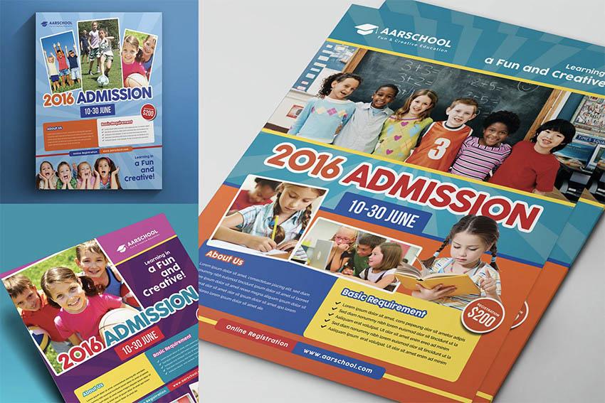 Junior School Flyer