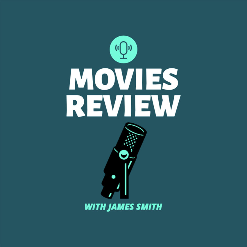 Podcast Cover Maker for Film-Themed Shows