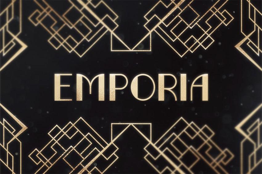 Art Deco Font