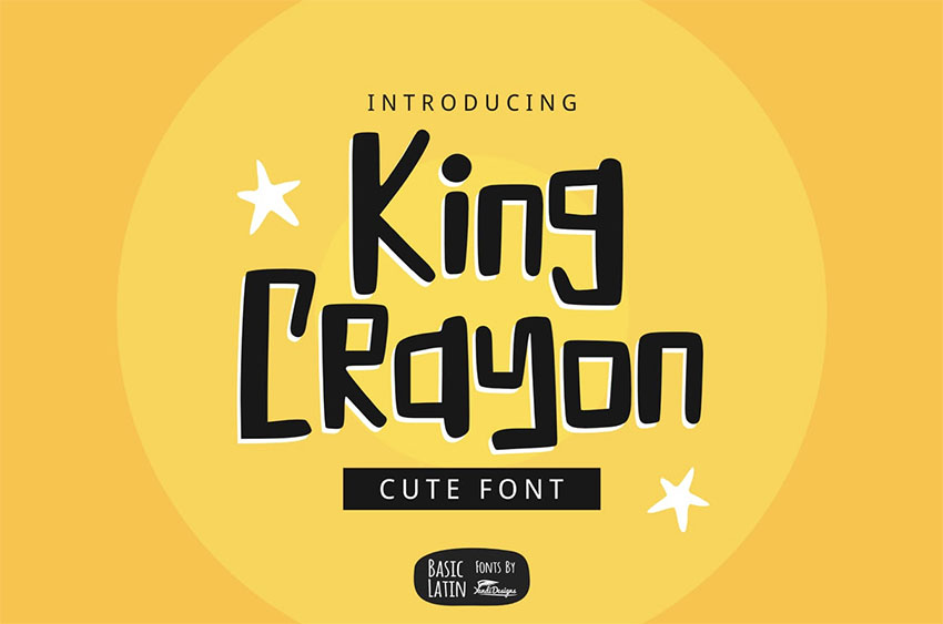 Child Font Style