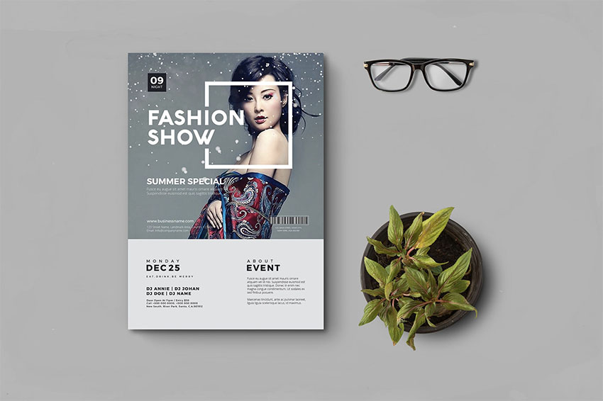 23 Best Free Flyer Psd Templates Photoshop Designs To Download