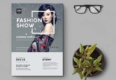 23 Best Free Flyer PSD Templates (Photoshop Designs to Download)