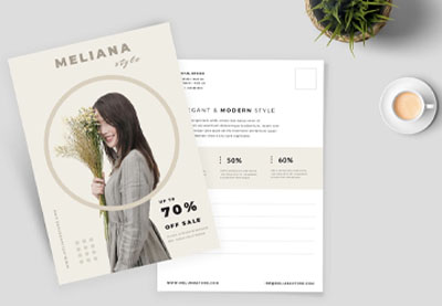 42 Best Postcard Templates (InDesign, Photoshop, and More)