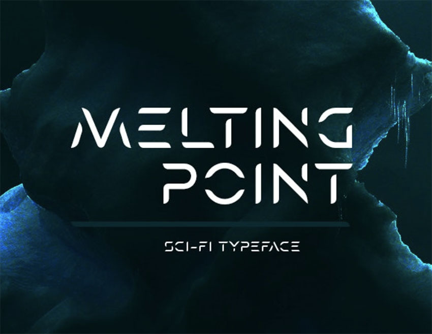 26 Best Sci Fi Fonts Science And Retro Styles