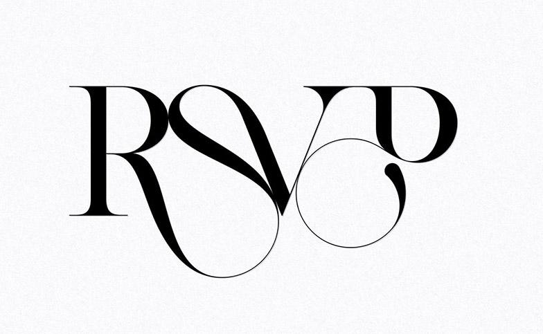 Kenjo Fancy Monogram Font