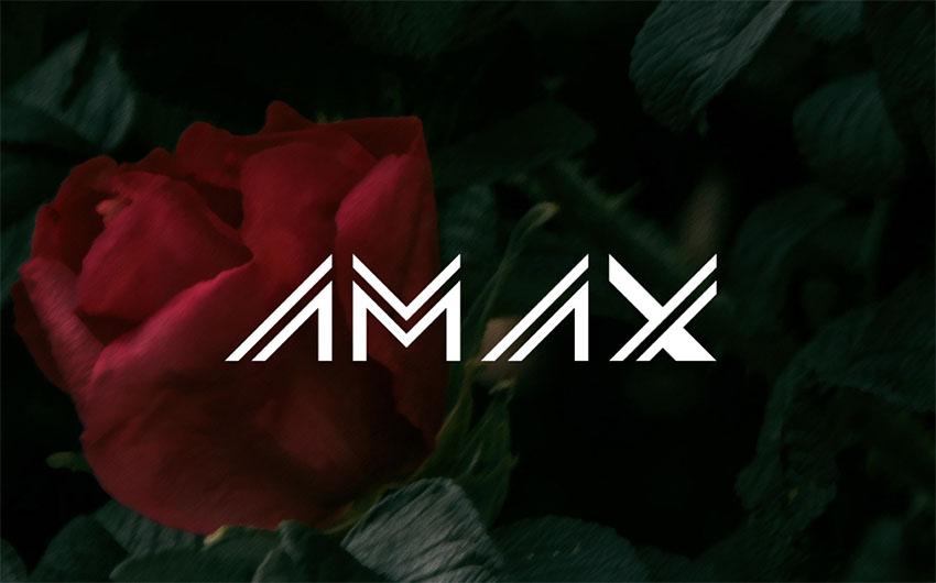 Amax - Free Font